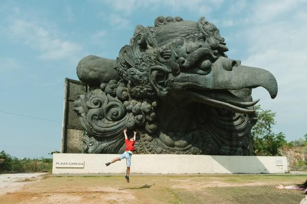 statue carnet voyage bali blog lili in wonderland