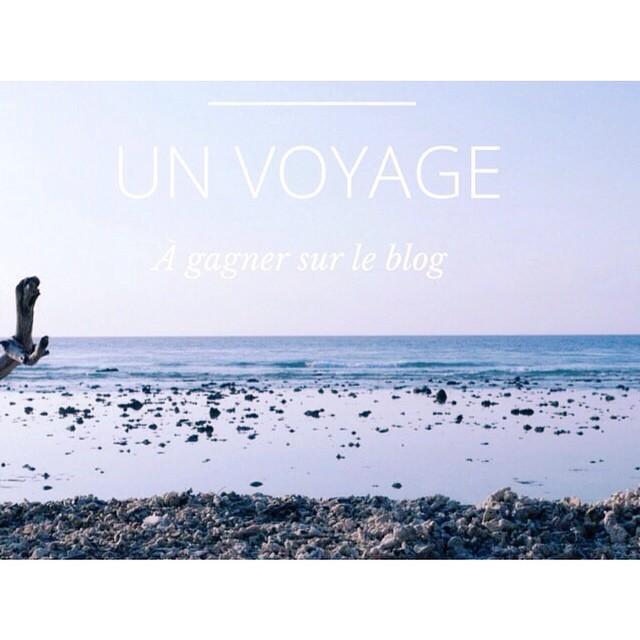 Avec Look Voyage vous pouvez gagner un voyage au soleil sur le blog ! #voyage #concours #lookvoyage
