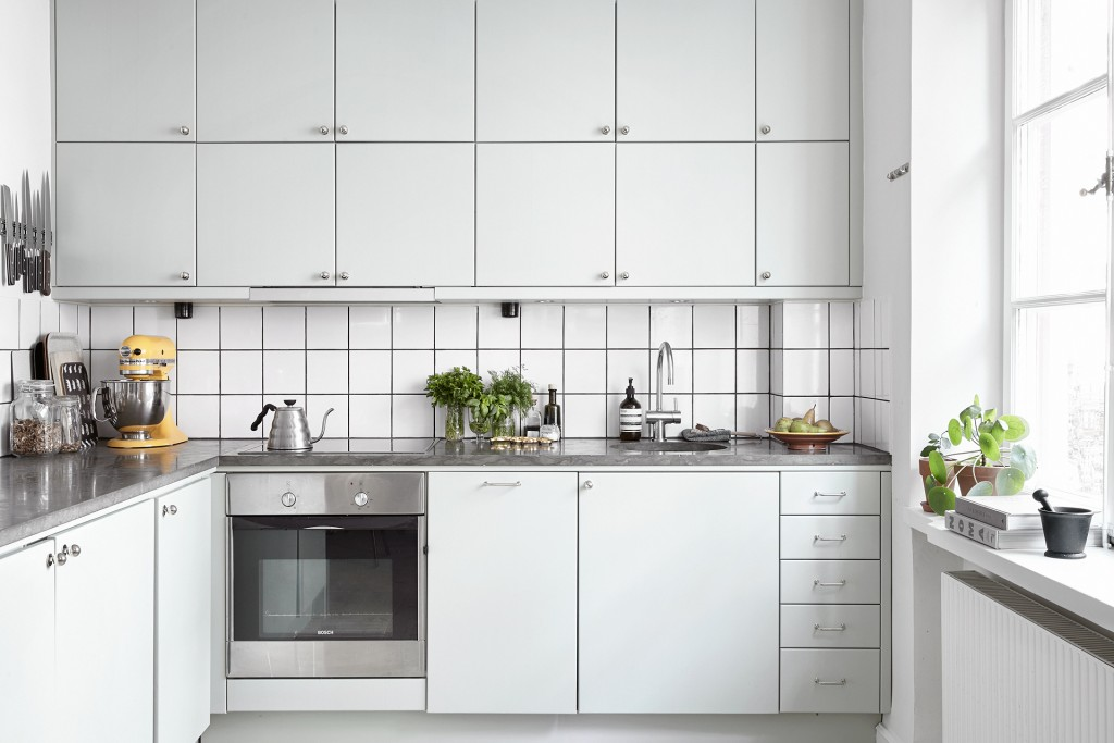 appartement scandinave