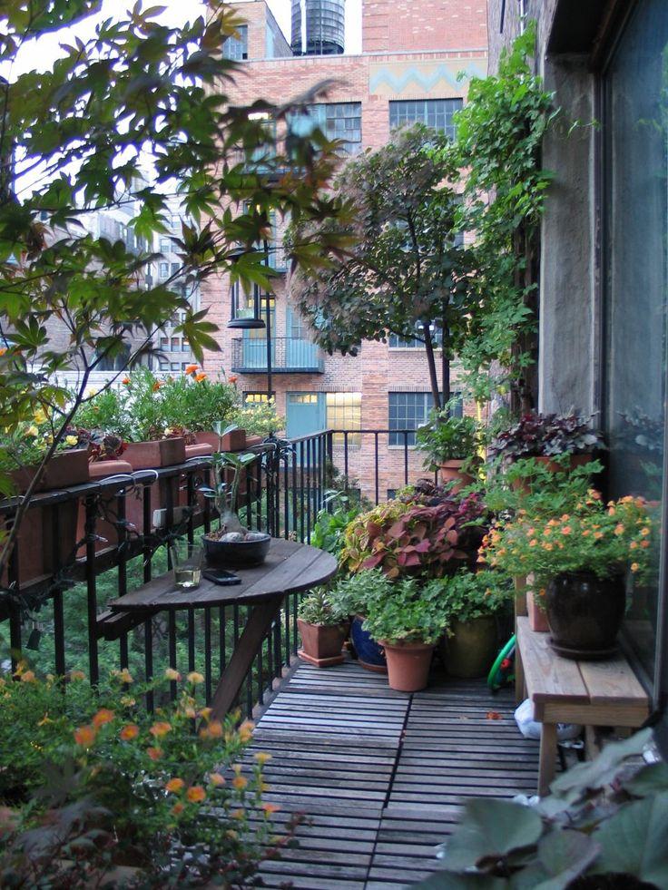 amenager sa terrasse