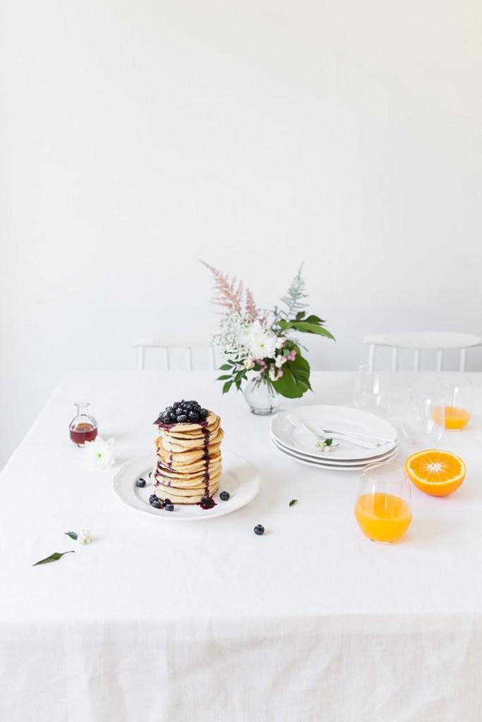 pancakes Lili in Wonderland