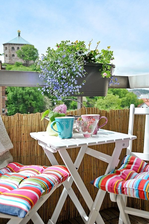 comment am nager sa terrasse lili in wonderland. Black Bedroom Furniture Sets. Home Design Ideas