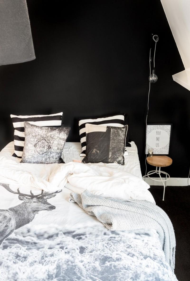 9-slaapkamer-zwart