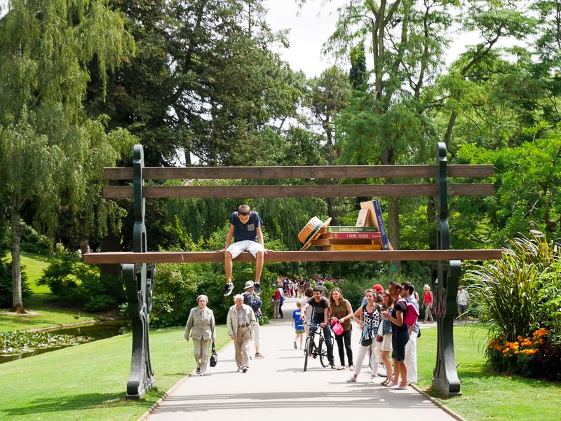 Le voyage à Nantes - Lili in Wonderland