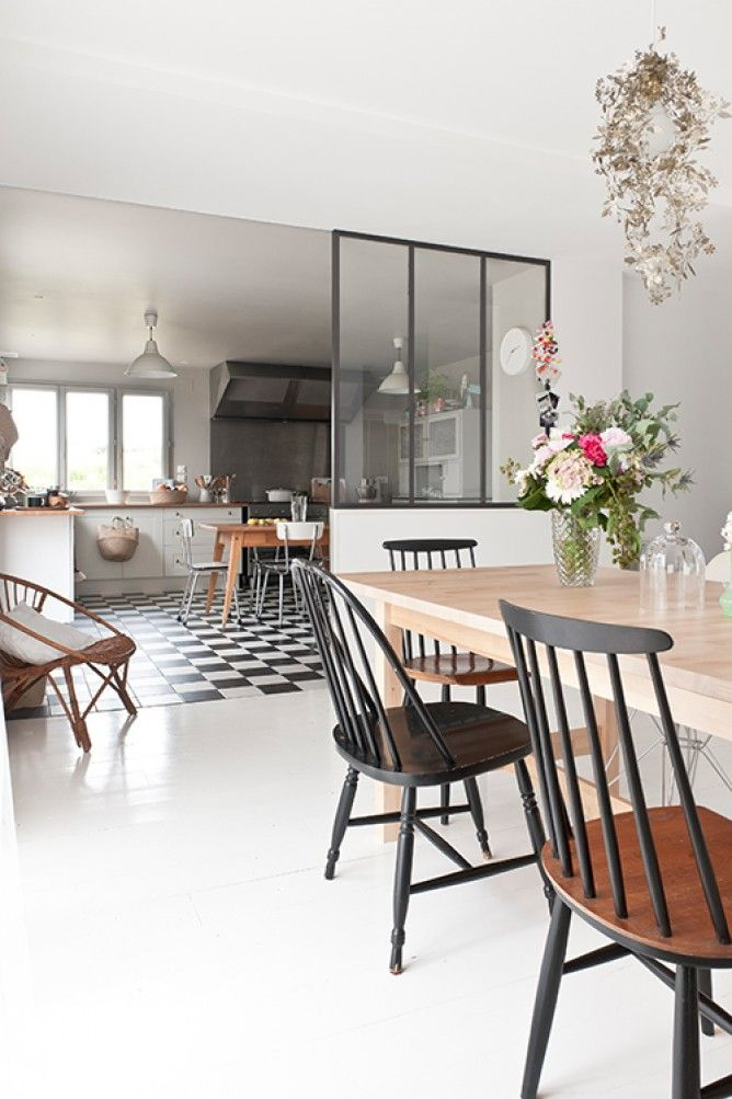 Tendance une verri re lili in wonderland for Salle a manger de reve
