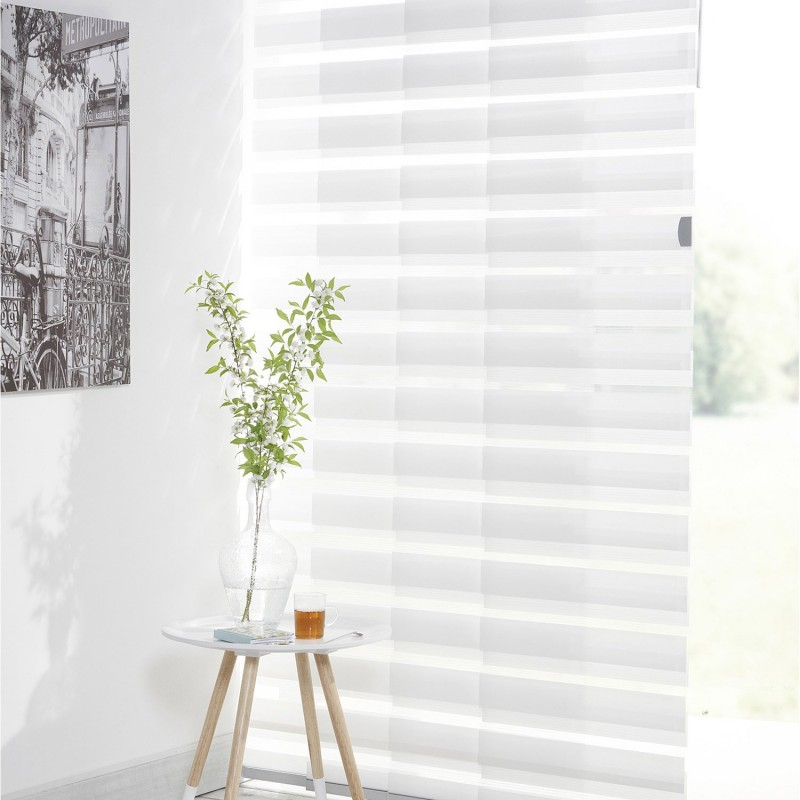 kit-complet-panneaux-japonais-et-rail-inspire-blanc-blanc-n-0-l190-x-h260-cm