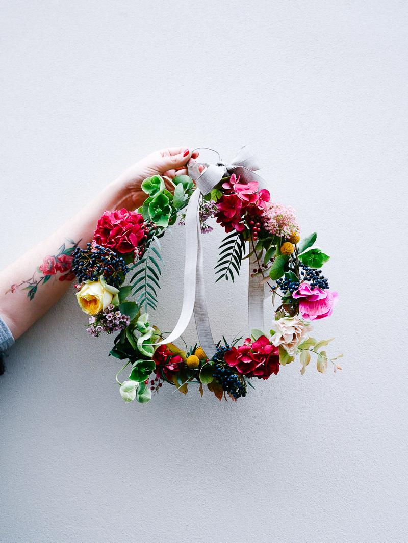 Simple Bouquet Diy
