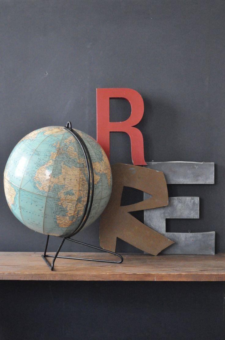 globe-terrestre-voyage-deco