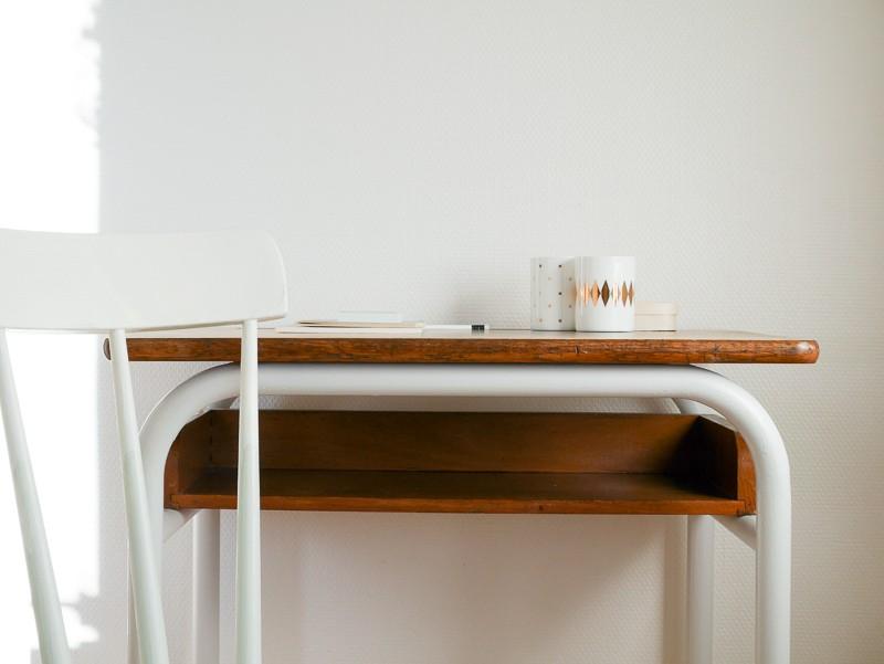 Diy relooker une chaise et un bureau lili in wonderland