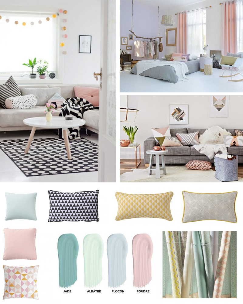 Deco scandinave et cocooning - pearlfection.fr
