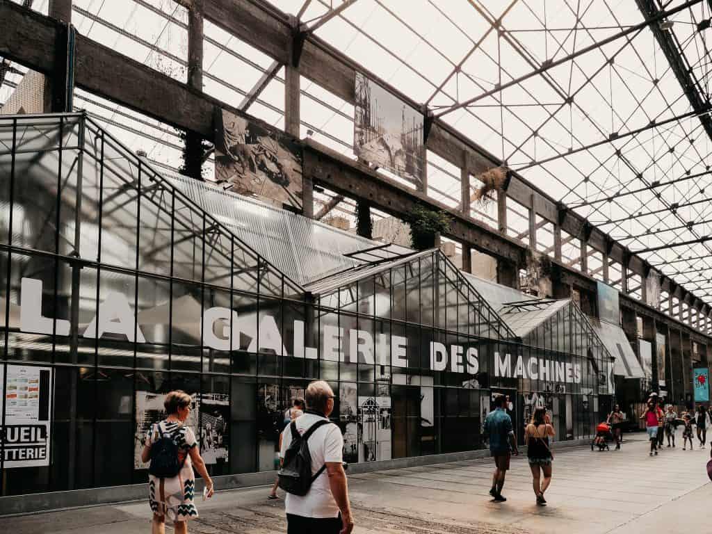 week-end à Nantes cityguide voyage France La Galerie des Machines
