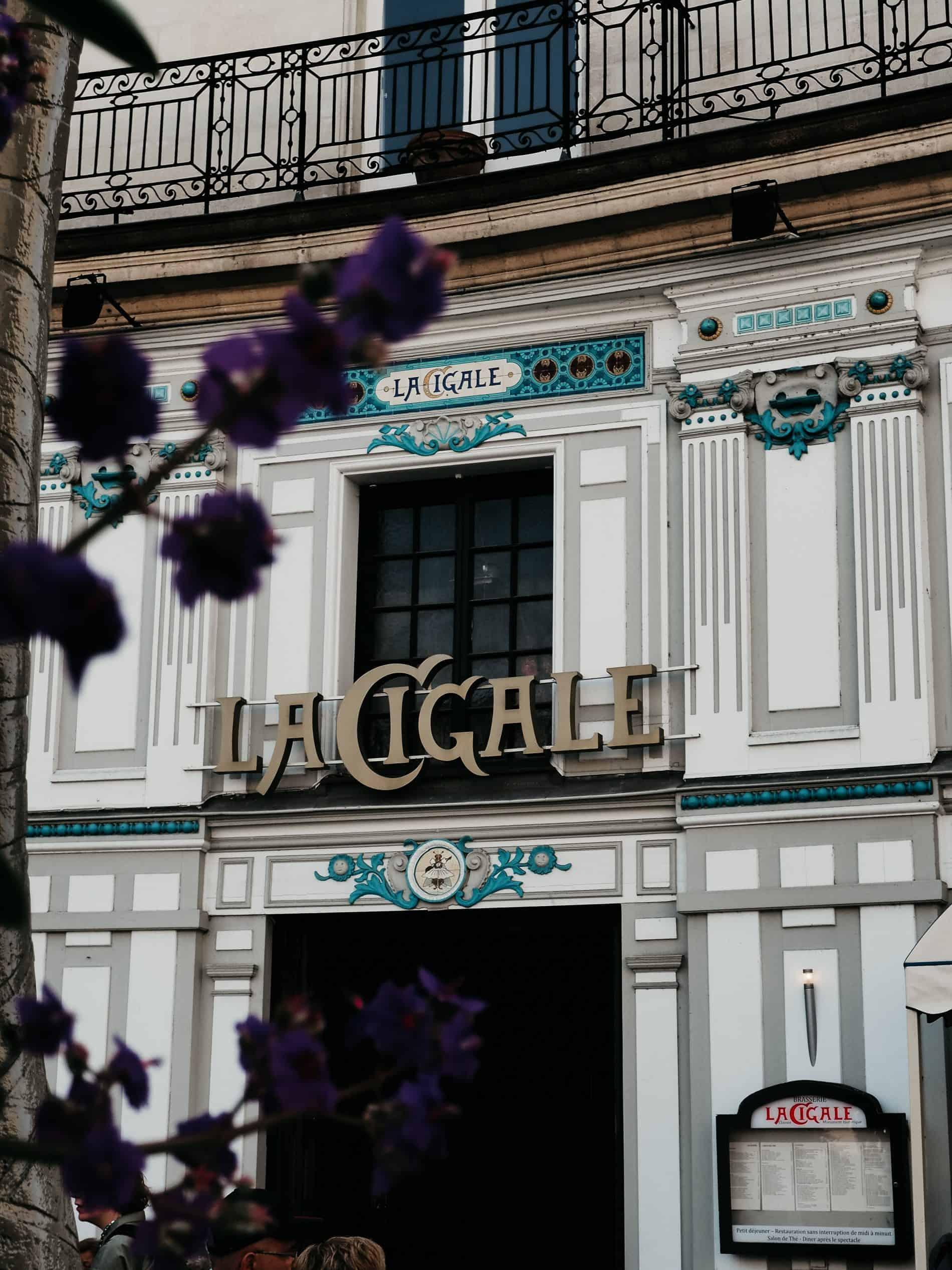 week-end à Nantes cityguide voyage France La Cigale