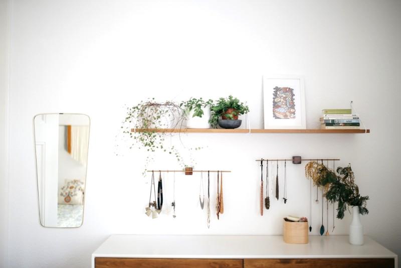 Un appartement vintage et diy lili in wonderland for Appartement deco diy