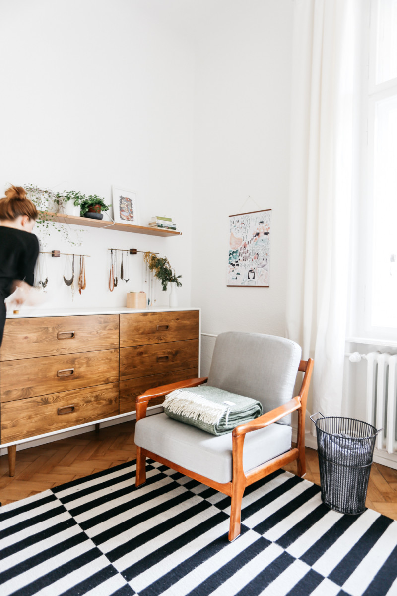 appartement vintage et DIY blog déco Lili in Wonderland