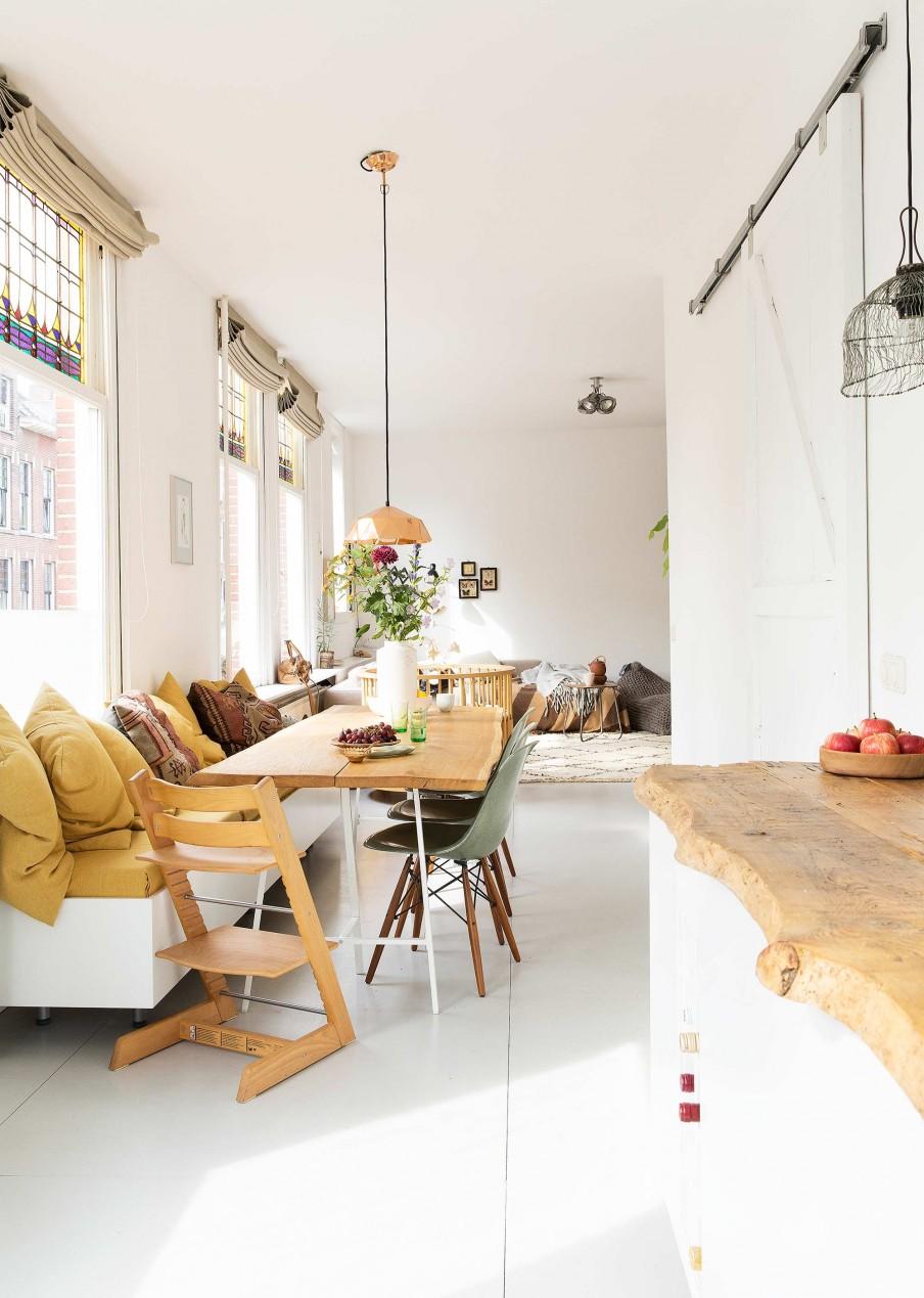 Deco Salle A Manger Scandinave visite une maison de ville scandinave et chaleureuse - lili