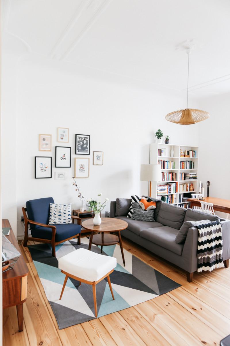 appartement vintage et DIY blog déco Lili in Wonderland