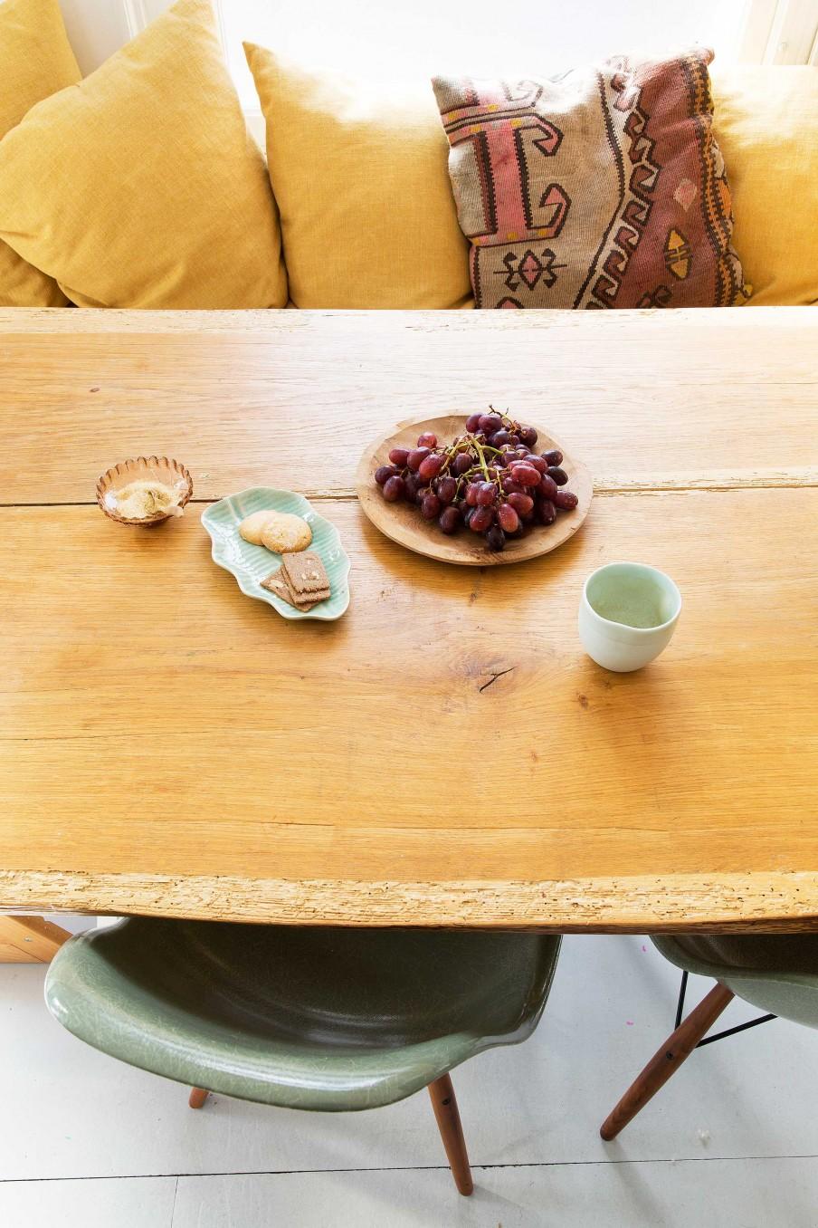 Visite une maison de ville scandinave et chaleureuse for Maison bois scandinave