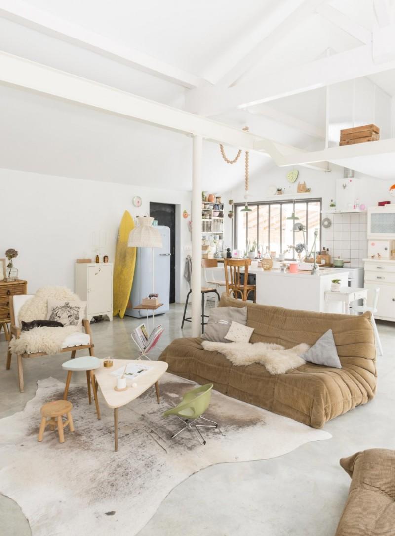 Bienvenue dans un intérieur vintage, scandinave et DIY - Lili in