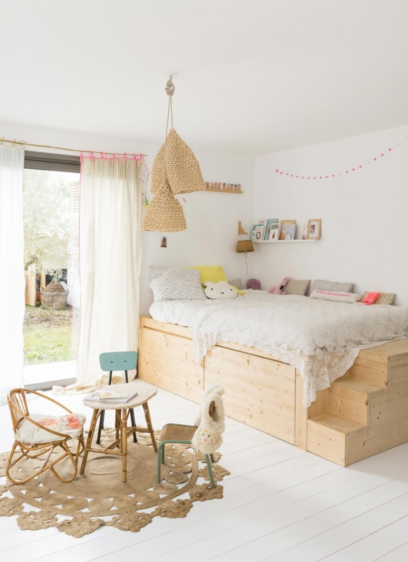 Bienvenue dans un int rieur vintage scandinave et diy for Muebles maison decor