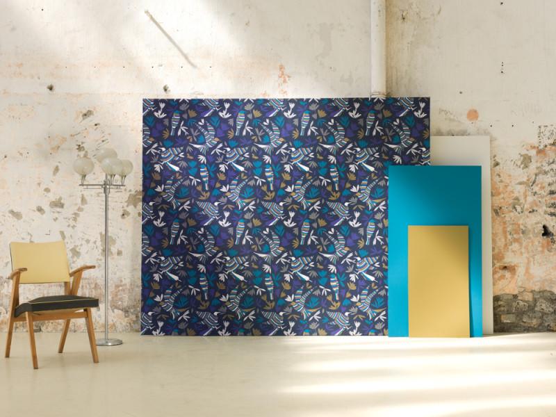 mes coups de coeur papiers peints lili in wonderland. Black Bedroom Furniture Sets. Home Design Ideas