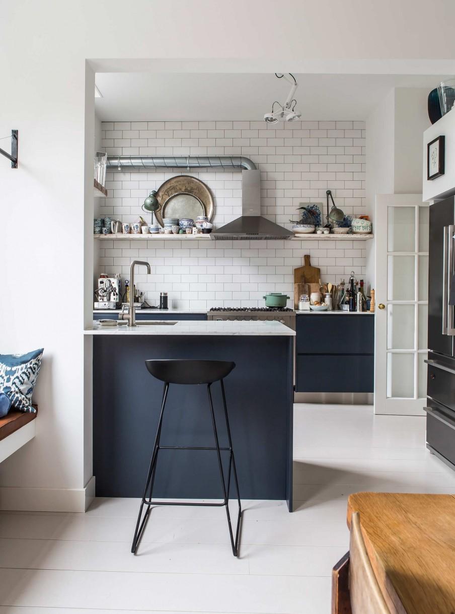 Une maison de 1900 amsterdam lili in wonderland - Maison deco com cuisine ...
