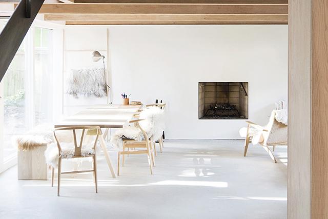 salle a manger maison dans la montagne architecte liliinwonderland deco