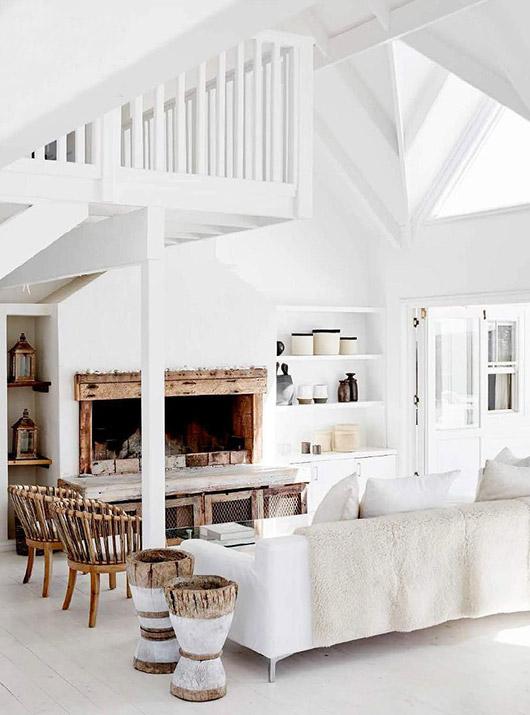 salon maison de plage moderne vacances liliinwonderland