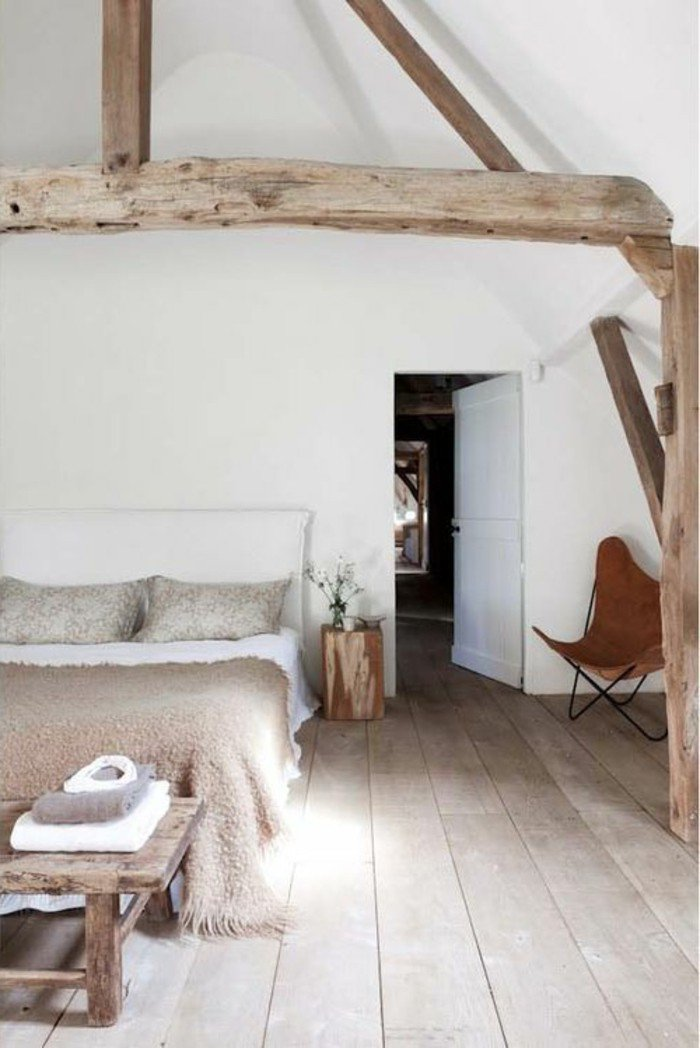 chambre-a-coucher-meuble-suedois-meubles-scandinaves-combles-bois