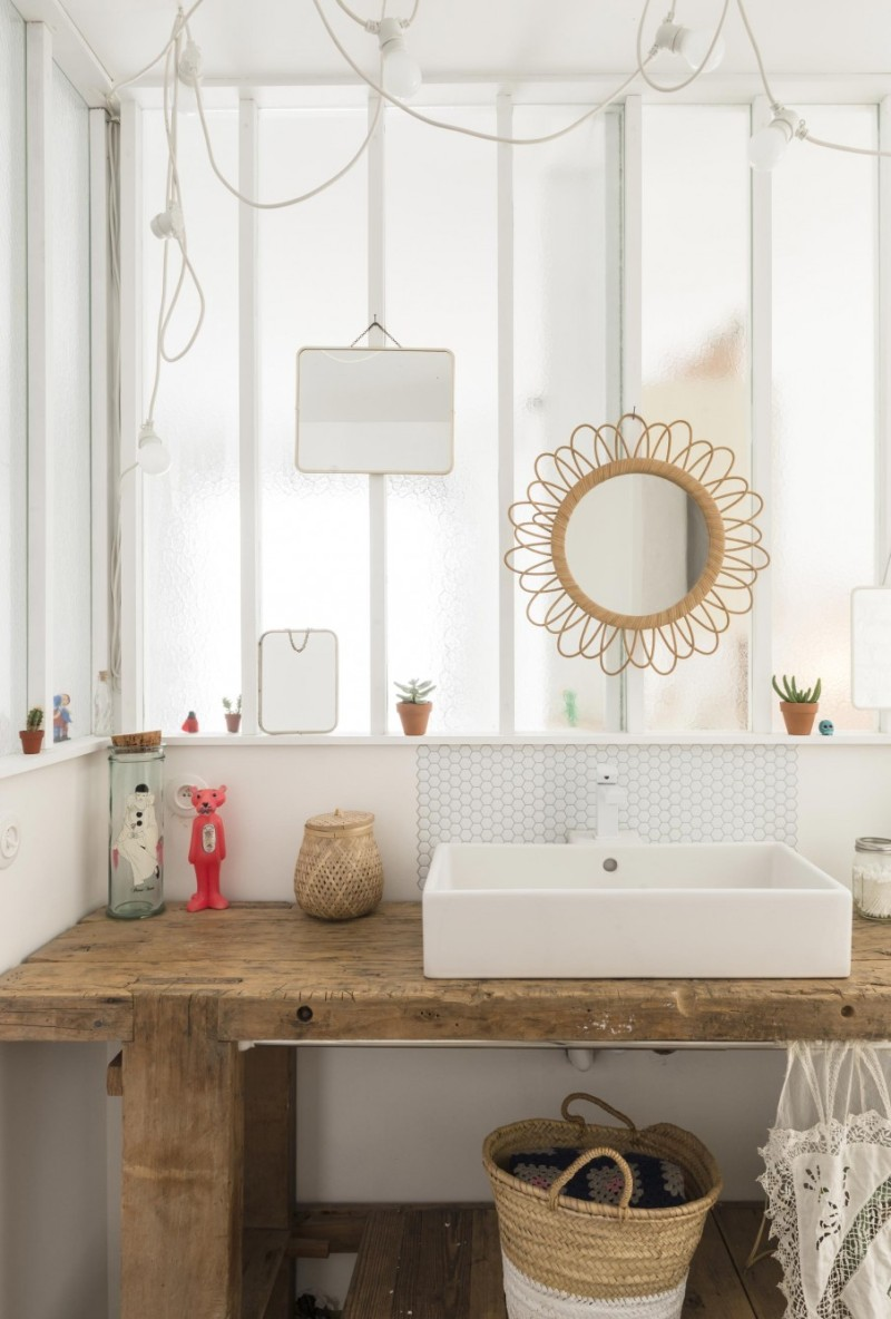 D corer la salle de bain lili in wonderland - Decorer salle de bain ...