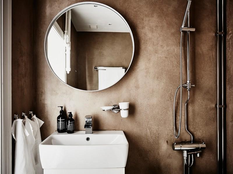 Un appartement cosy et nordique lili in wonderland for Salle de bain nordique