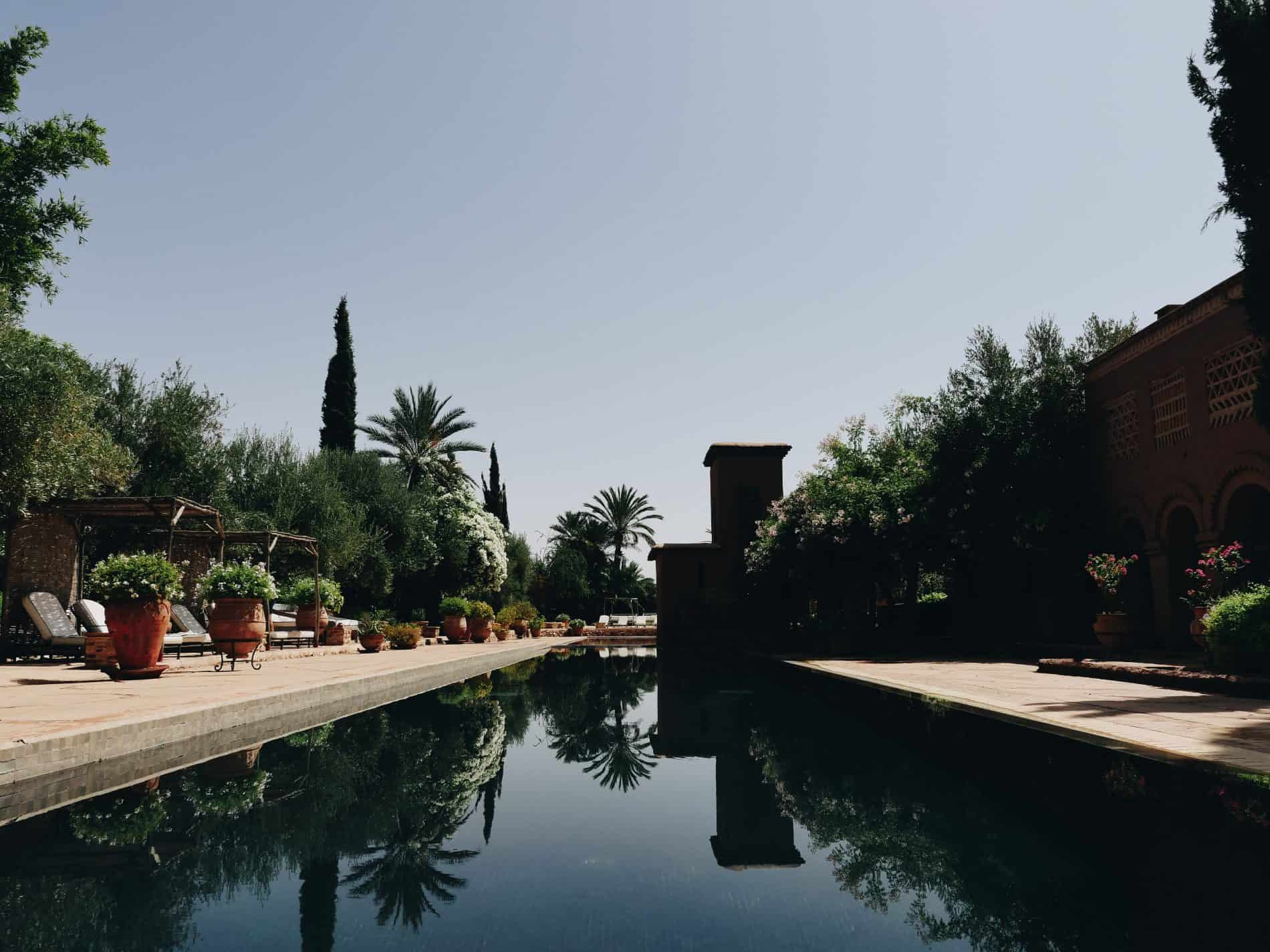 spa hotel bled country club Marrakech week end