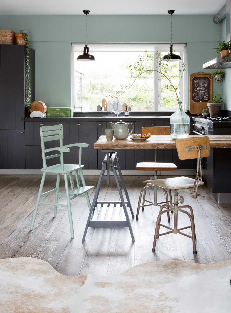 Une maison de bric et de broc lili in wonderland for Deco cuisine brocante