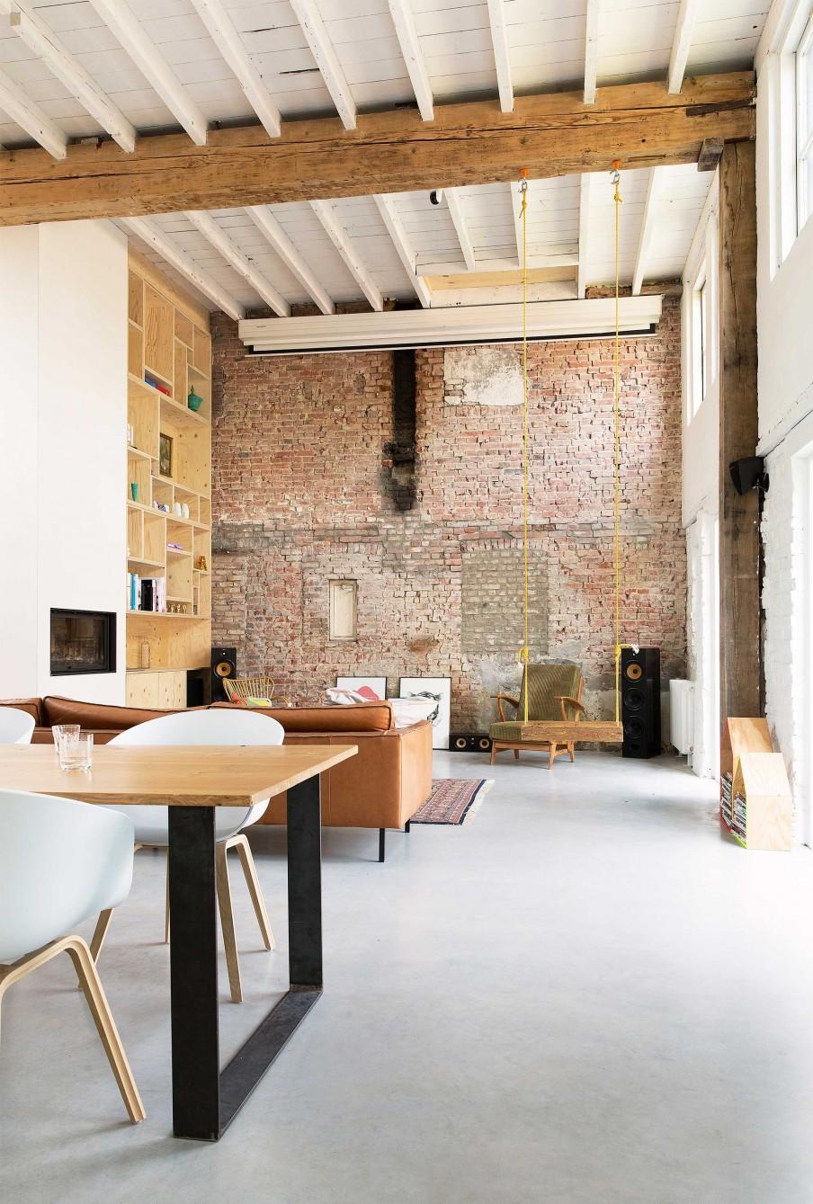 Sol En Beton Interieur une magnifique maison dans une ancienne tannerie - lili in