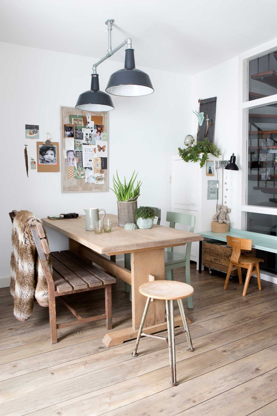 salle-a-manger-maison-deco-scandinave-brocante-liliinwonderland