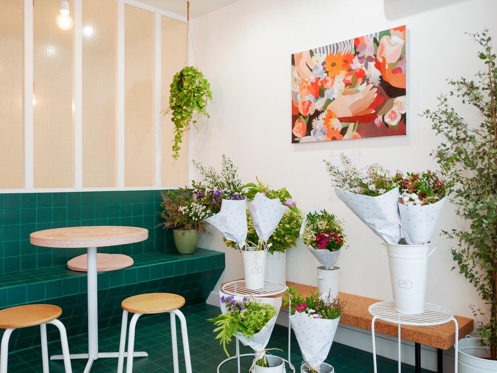 Préférence Peonies, café et fleurs à Paris - Lili in wonderland HF46