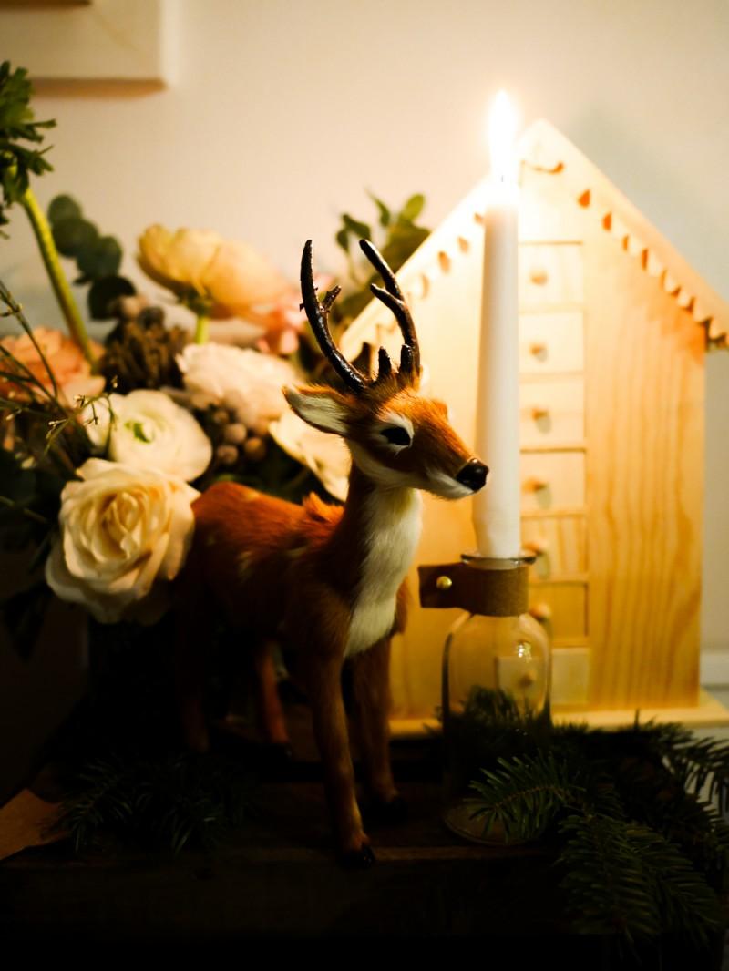 ma table de no l en cuivre et li ge lili in wonderland. Black Bedroom Furniture Sets. Home Design Ideas