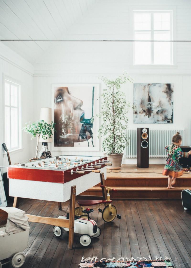 baby-foot-maison-deco-retro-campagne-vintage