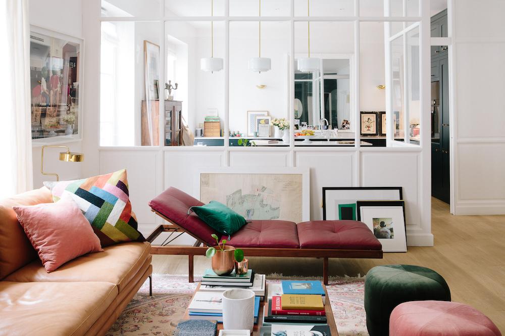 l 39 appartement parisien de s zane lili in wonderland. Black Bedroom Furniture Sets. Home Design Ideas