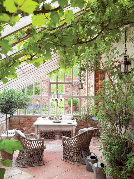 Dans mon jardin d\'hiver - Lili in wonderland