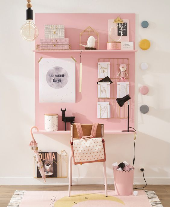 des id es pour une chambre d 39 ado lili in wonderland. Black Bedroom Furniture Sets. Home Design Ideas
