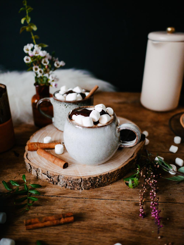 le chocolat chaud aux pices ou comment se cr er un moment cocooning et gourmand. Black Bedroom Furniture Sets. Home Design Ideas