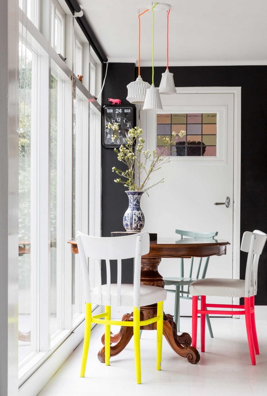 une maison éclectique et diy - lili in wonderland