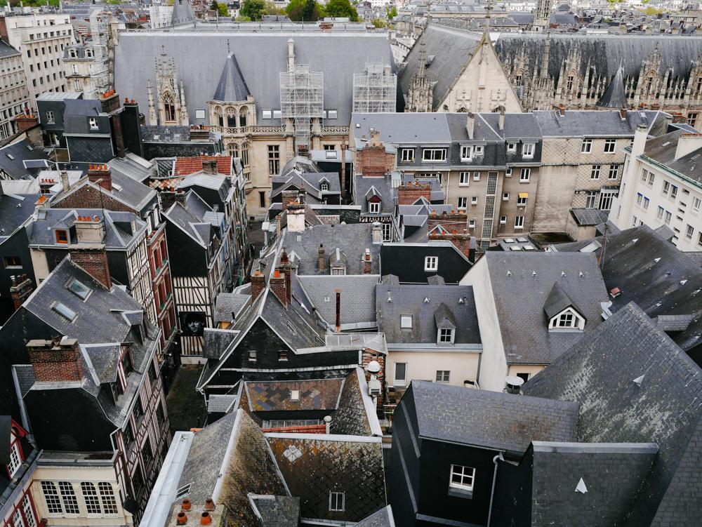 week end à Rouen que voir que faire