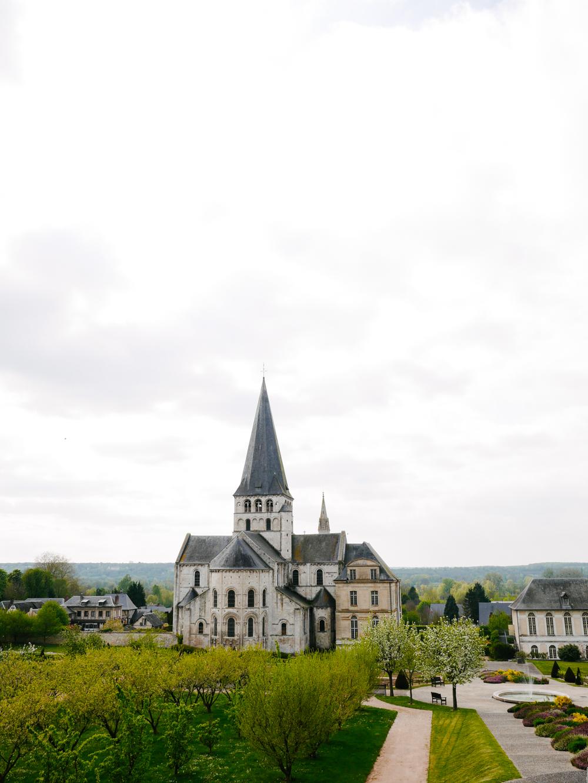 Abbaye Saint-Georges de Boscherville week end à Rouen