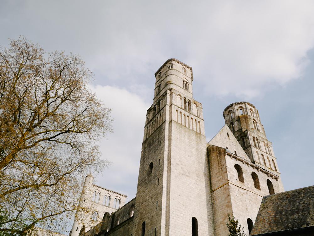 abbaye de Jumièges week end à Rouen