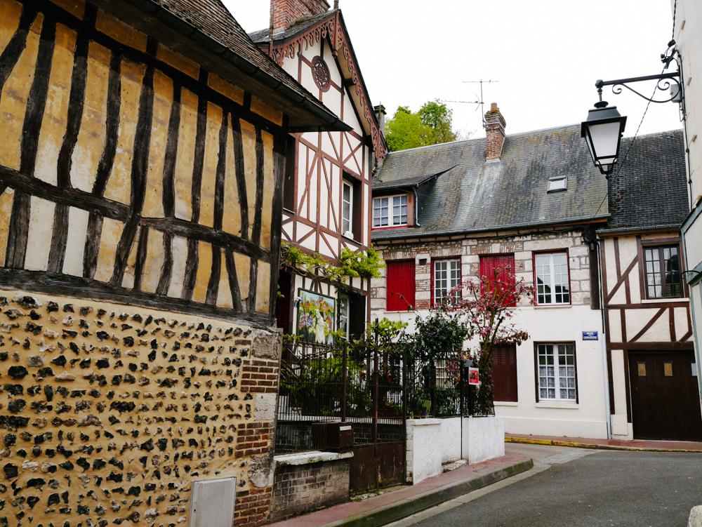 La Bouille week end à Rouen