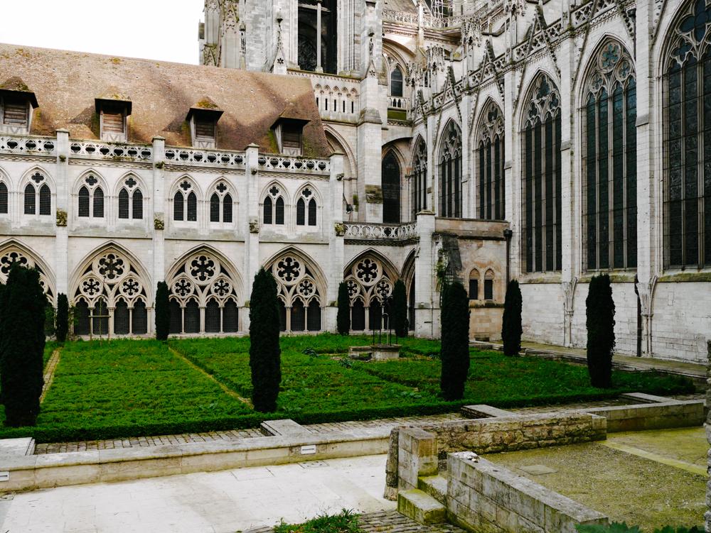 Cathédrale Notre Dame de Rouen week en à Rouen