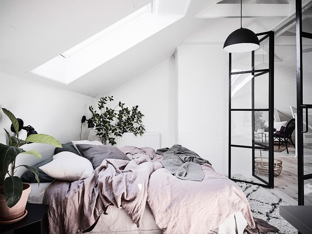 Un magnifique appartement sous les combles - Lili in wonderland