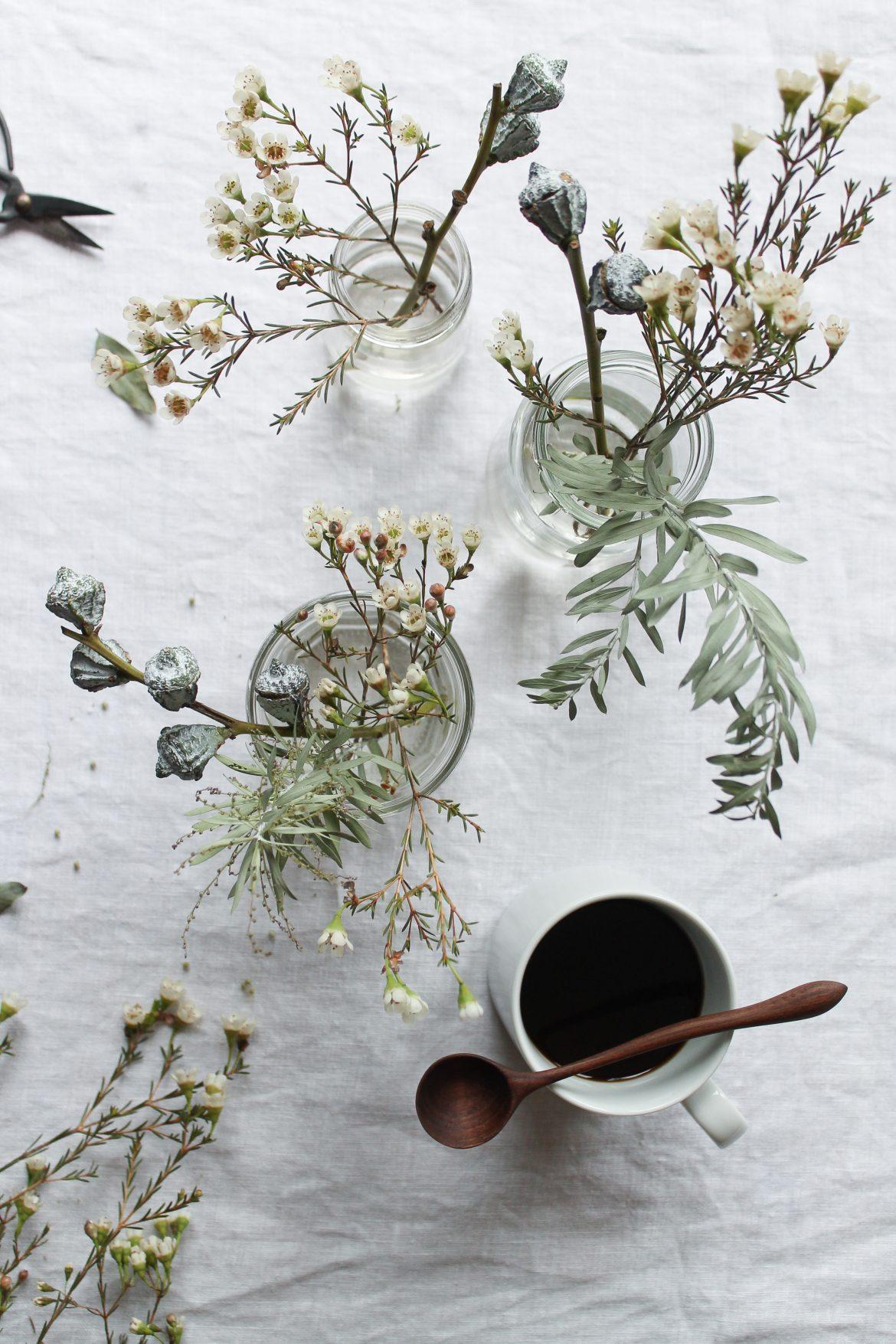 d corer avec les fleurs s ch es lili in wonderland. Black Bedroom Furniture Sets. Home Design Ideas