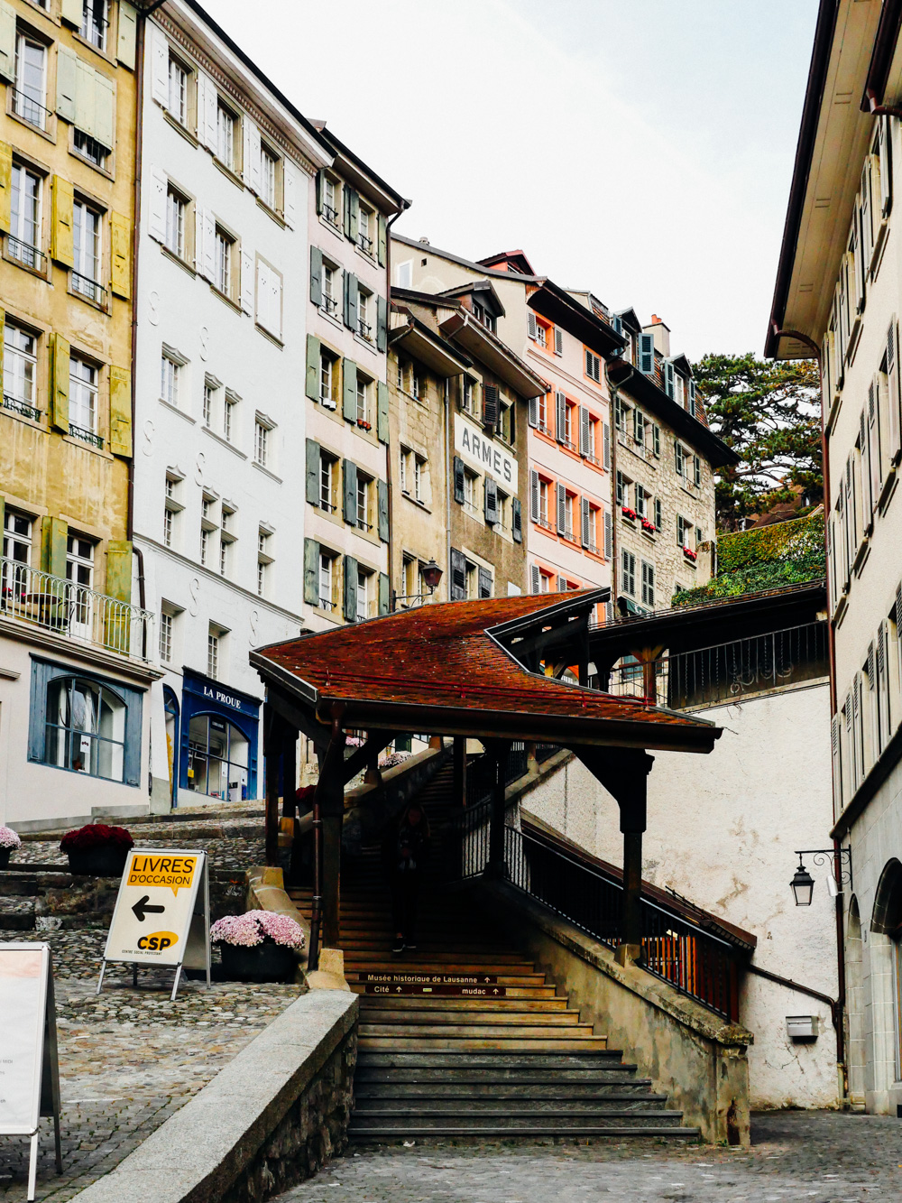 week-end à Lausanne voyage lili in wonderland